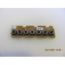 DYNEX: DX-32L220A12 P/N: 569KS0105A Key Controller Board Unit