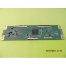 HAIER 55E5500U P/N: HV550QUB-B13 T-CON BOARD