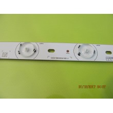 TOSHIBA 40L2200U P/N: C202615WCA000441AB2A LEDS STRIP