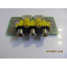 HYUNDAI PTV421 P/N:E157634 CONNECTEUR BOARD
