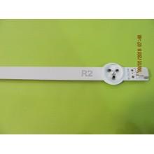TOSHIBA 50L1350UC P/N: 6916L-1276A LEDS STRIP R2