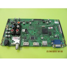 PHILIPS 40PFL4707F7 MAIN BOARD P/N: A21P6-MMA
