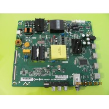 INSIGNIA NS-50D510NA17 P/N: TP.MS3393T.PC792 MAIN BOARD POWER SUPPLY