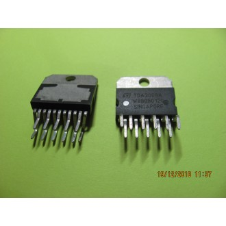 TDA2009A IC STEREO AMPLIF. 10 W