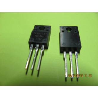 YG902C3: DIODE Encapsulation:TO-220,LOW LOSS SUPER HIGH SPEED RECTIFIER