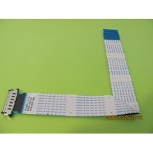 SAMSUNG UN40H5203AF P/N: BN96-30816F LVDS CABLE RIBBON FLEXIBLE BOARD
