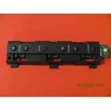PHILIPS 40PFL4707/F7 - P/N: BA21P6G0203 - KEY CONTROL BOARD