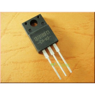 Ultrafast soft recovery rectifier diode